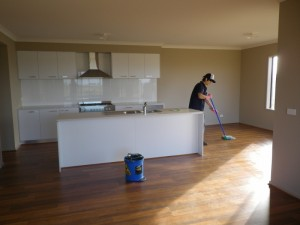 commercial move out cleans