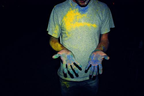 Clean Dried Paints